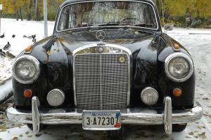 1959 Mercedes 220