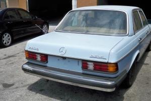 1978 Mercedes-Benz 240D Base Sedan 4-Door 2.4L