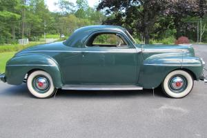 Beautiful Antique 1941 DeSoto Deluxe Business Coupe in Excellent Condition! Photo