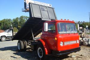 1962 international harvester cab over 1600