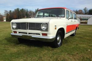 FANTASTIC 1973 INTERNATIONAL HARVESTER TRAVELALL NO RESERVE! VIDEO!