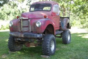 1948 International Truck, Mud Truck, Monster Truck, Project  Truck, Rat Rod Photo