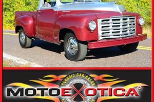 1953 STUDEBAKER 2R CUSTOM PICKUP - FORD 351 V8 - C6 AUTOMATIC - TWO-TONED PAINT