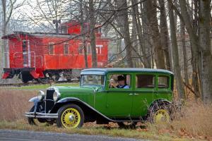 1931 Dodge DH6 Sedan - Restored Rare Treasure!