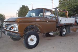 null Flatbed Pickup F250