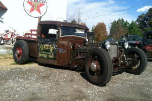1932 Ford Rat Rod truck