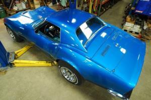 NOM 427 4 spd PS PB tele Lemans blue with bright blue leather EXCELLENT DRIVER
