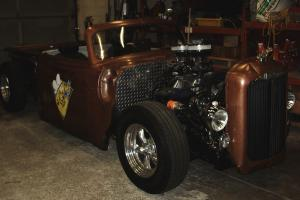 1954 Chevy Pickup Roadster Style Rat Rod