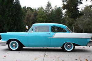 1957 Chevrolet 150 2dr Sedan