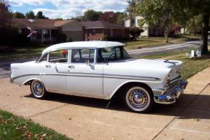 Beautiful Trophy Winner 1956 Chevrolet Belair Restored/stock 1- or 2+ Condition