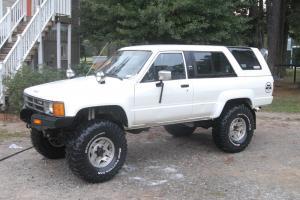 1987 Toyota 4Runner 4x4 Solid Axle Swap (SAS)