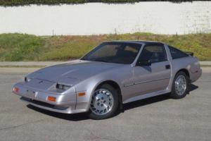 1986 Nissan 300ZX Turbo 51K Miles Clean!