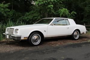 1981 BUICK RIVIERA . DIESEL ENGINE . 43,509 Miles . One Owner . California Car