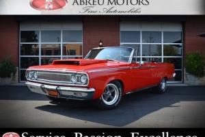 1965 Dodge Coronet 5 Speed Manual Convertible * 426 Hemi * Ground up Resto Mod!!
