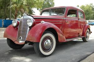 1950 Mercedes Benz 170S RUNS! Very Original and Complete Project 65+ Pics/Video