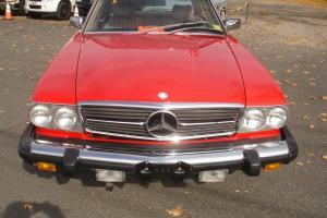 1983 Mercedes Benz 380-SL