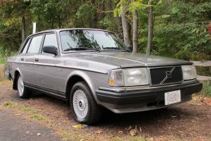 1987 VOLVO 240 GL  ...  One Owner GL   ...  79K Miles Like New!!!!!!! Photo