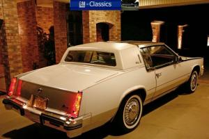1980 Cadillac Eldorado Biarritz - Astro Roof Touring 3X White Collector - 6.0 Photo