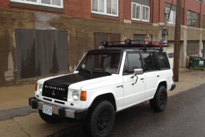 1989 Mitsubishi Montero 1 of a kind!! Appraised value $17,500!!