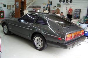 1983 Nissan ZX.2 0wner, LOW mileage,69244 miles SHARP!!! Photo