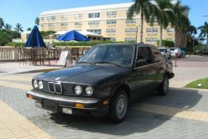 1985 BMW 325e Coupe