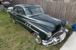 RARE FIND!! ONE OWNER 1952 BUICK SPECIAL TUDOR/MANUAL TRANS; STORED FOR 30 YRS.