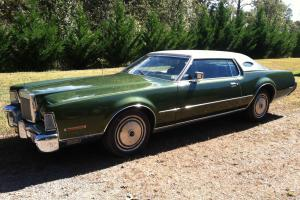 1973 lincoln IV