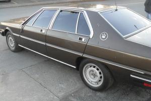1982 Maserati Quattroporte *** NO RESERVE ***