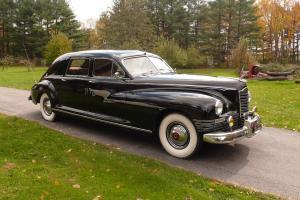 1947 Packard Seven Passenger Sedan