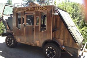 Motorized stagecoach