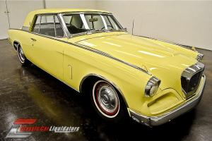 1962 Studebaker Hawk 259 3 Speed Console Dual Exhaust Bucket Seats LOOK AT THIS Photo