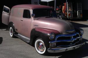 1955 1st Series Chev Panel Rare Classic HOT ROD