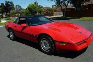 1986 Corvette Indy Pace CAR in Melbourne, VIC