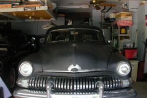 1951 Mercury 4 door