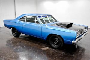 1968 Plymouth Roadrunner 440 V8 727 3 Speed Auto Dual Exhaust Tach