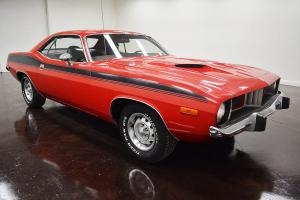 1974 Plymouth Barracuda 360, Cool Car Must See