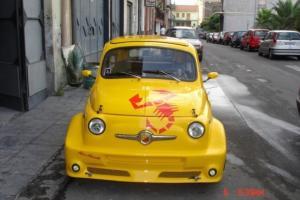 1964 Fiat Abarth 500 Photo
