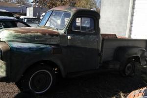 1953 Dodge 1/2 Ton Truck