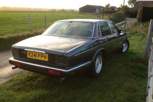 THE LOWEST MILEAGE DAIMLER XJ40 ON THE ROAD