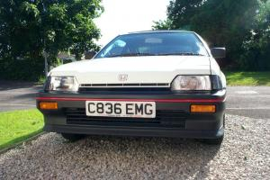 1985 Honda Civic CRX mk1 classic 1 gen - only 30k miles and great condition