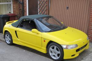 Honda Beat, (PP1) rare mid engined Japanese micro car, mini NSX, CRX, kit car