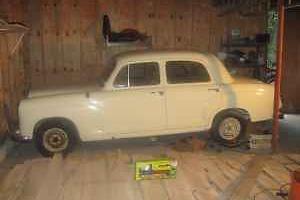 1959 Mercedes-Benz 180 Ponton