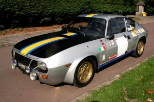 LANCIA FULVIA ZAGATO SPORT 1600 HF 1972 RALLY/RACE CAR  Photo