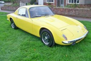 1970 Lotus Elan 2