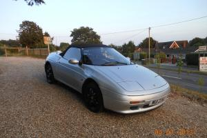 1990 LOTUS ELAN SE TURBO SILVER