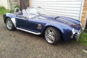 AC Cobra, Sheldon Hurst Kitcar, Rover V8 4,100 cc engine  Photo