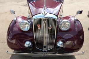Rover P2 TEN - Saloon - 1947
