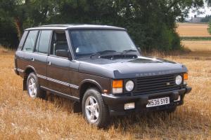 1994 RANGE ROVER CLASSIC SOFT DASH VOGUE TDI SE AUTO GREY