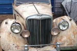 Jaguar mark v saloon 1949 complete car!!!!!NO RESERVE!!!!!!!