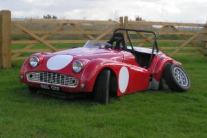 TR3A Modsport Race Car - Road Registered